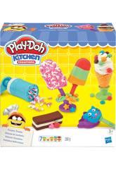 Playdoh Gelados Deliciosos Hasbro E0042