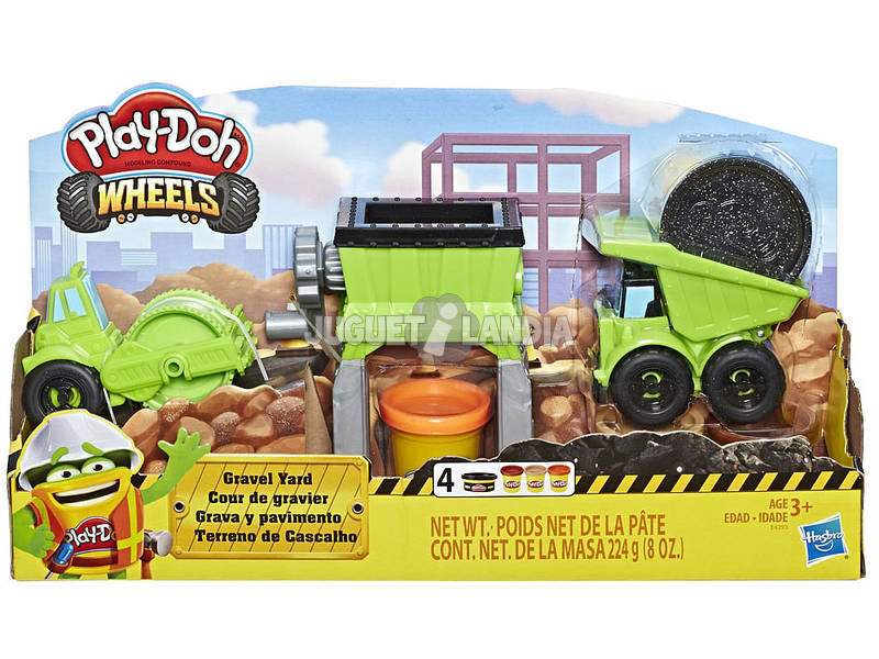 Play-Doh Gravel Yard Hasbro E4293EU4