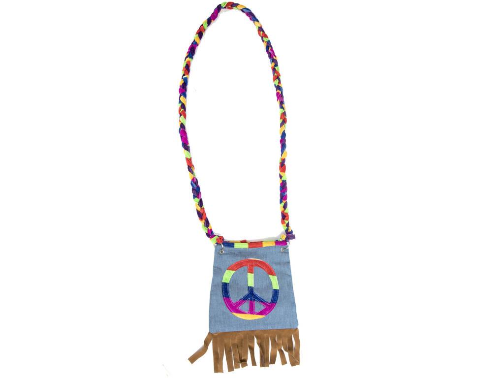 Bolsa Adulto Hippie 80x19x19 cm.