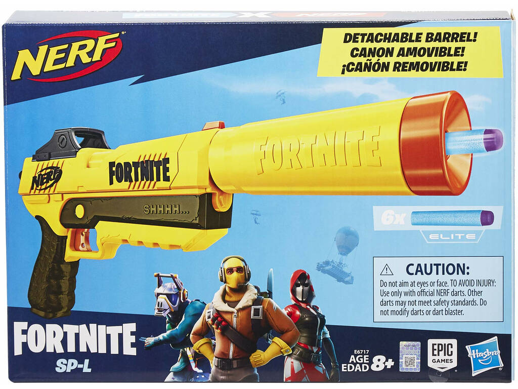 Nerf Fortnite SP-L Hasbro E6717