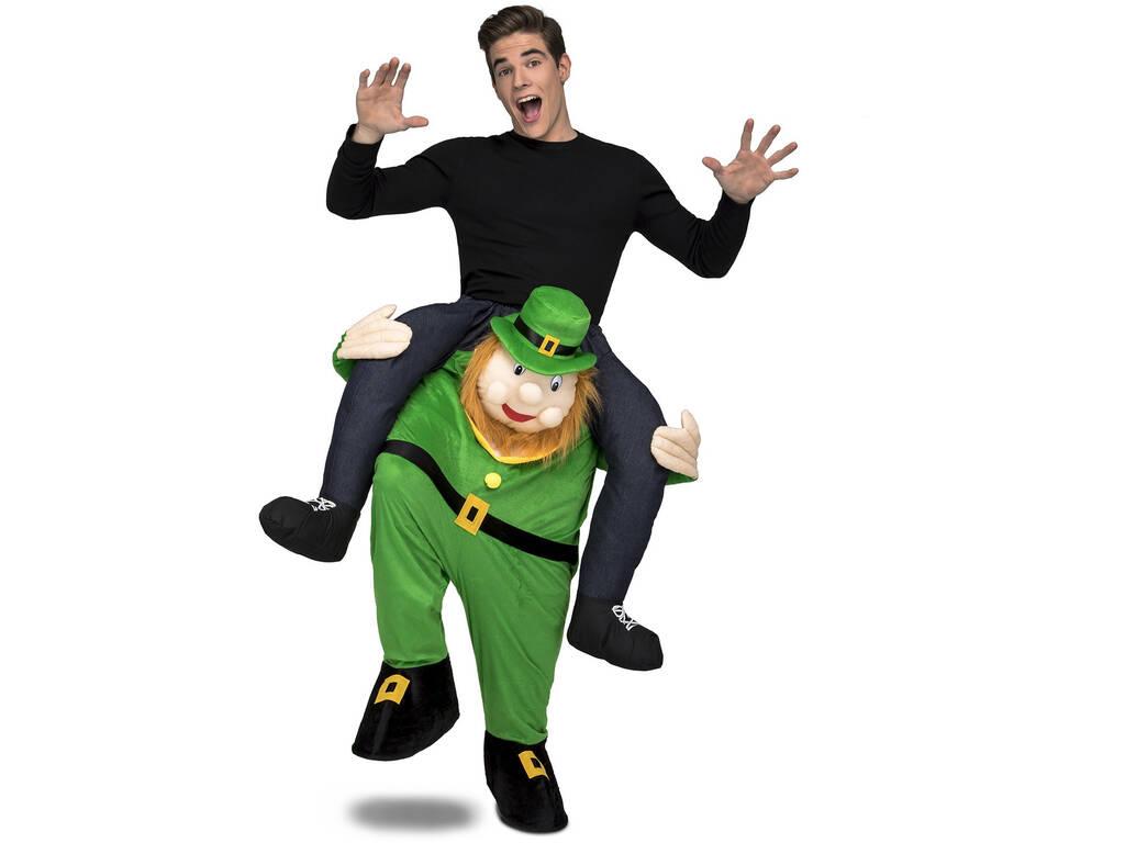 Costume Adulto Ride On San Patrick taglia Unica