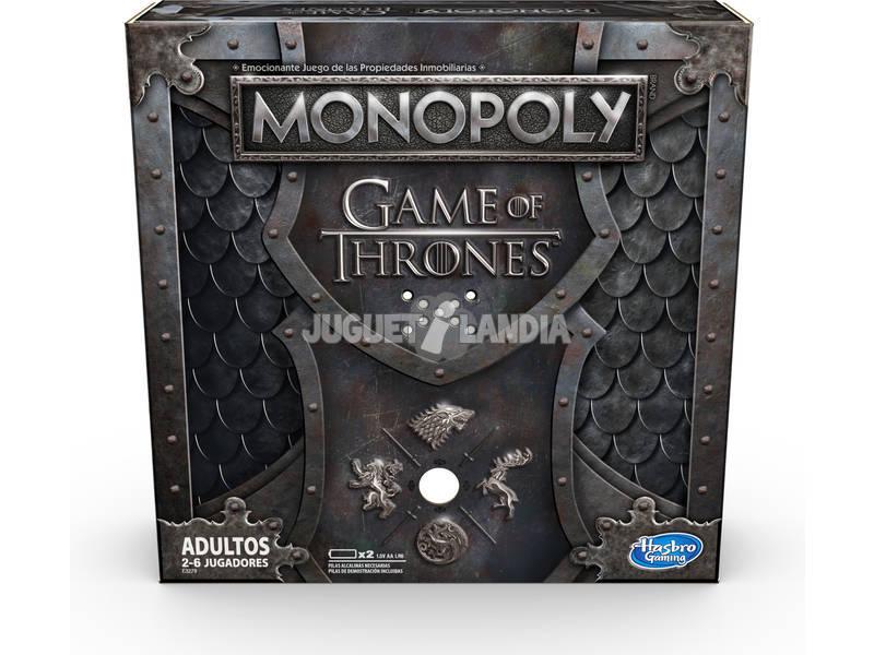 Monopoly Juego De Tronos Hasbro E3278105