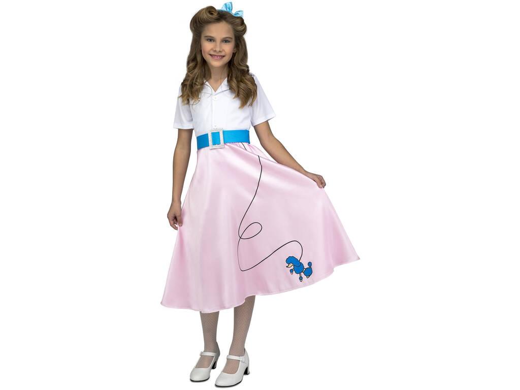Disfraz Niña XL Pink Lady
