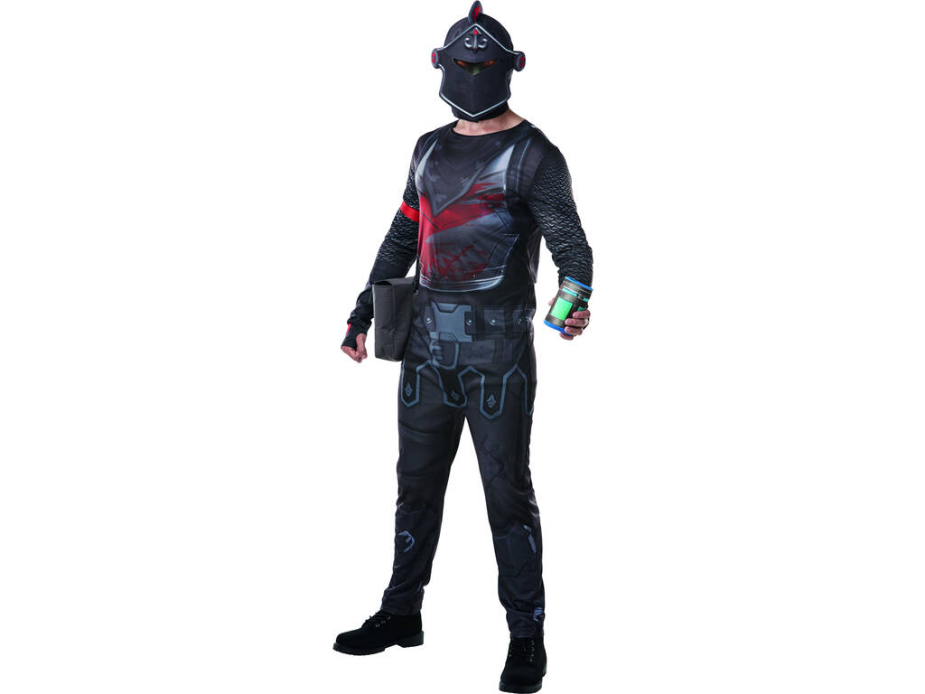 Disfraz Adulto Black Knight Fortnite Talla S