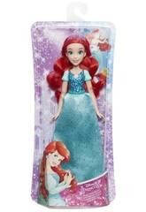 Poupée Princesses Disney Ariel Brillo Real Hasbro E4156EU40