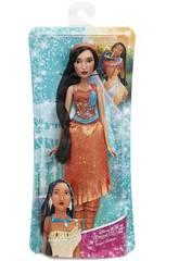 Bambola Principessa Disney Pocahontas Brillo Reale Hasbro E4165EU40