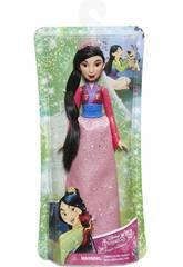 Poupée Princesses Disney Mulan Brillo Real Hasbro E4167EU40
