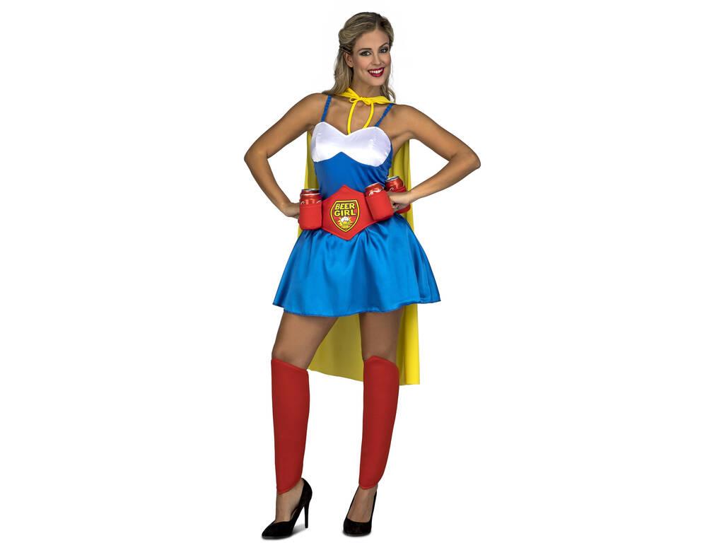 Disfraz Mujer L Beerwoman