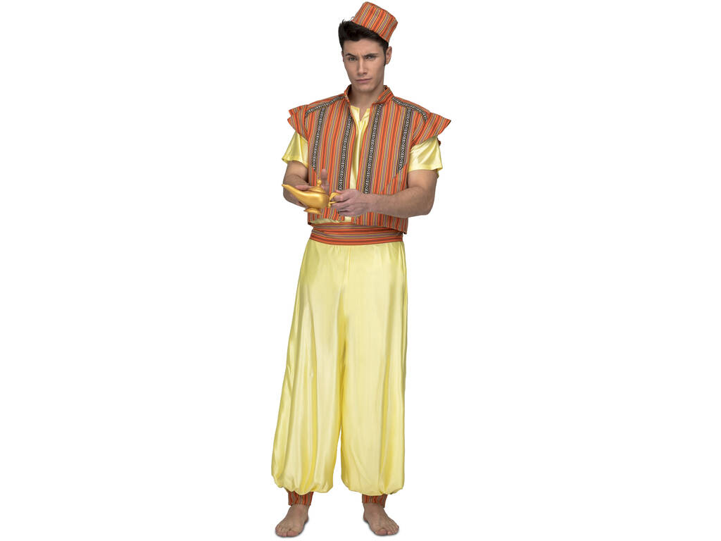 Disfraz Hombre L Aladín