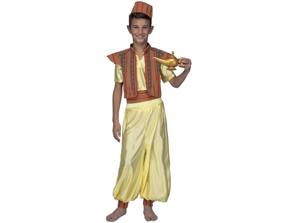 Disfarce Menino XL Aladino