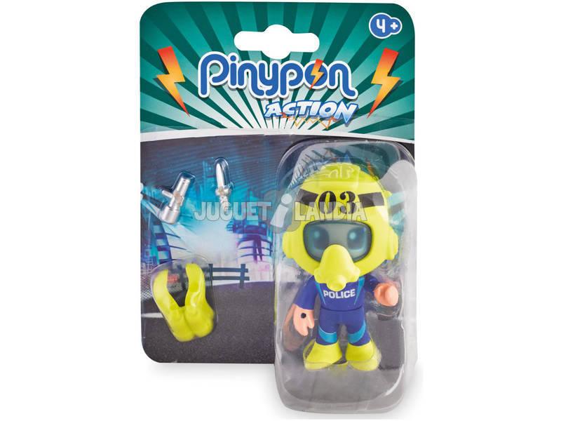 Pin y Pon Action Figuras Emergencia Famosa 700014491