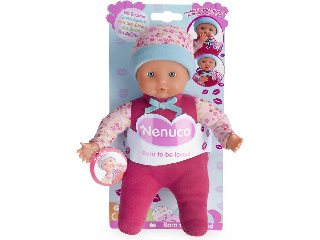 Boneco Nenuco Dá Beijinhos Famosa 700014775