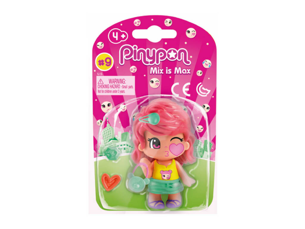 Pinypon Emoji Famosa 700014721