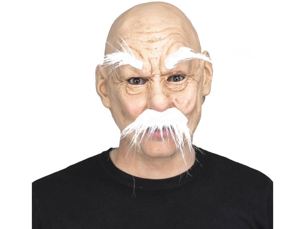Máscara Adulto Abuelo Oriental