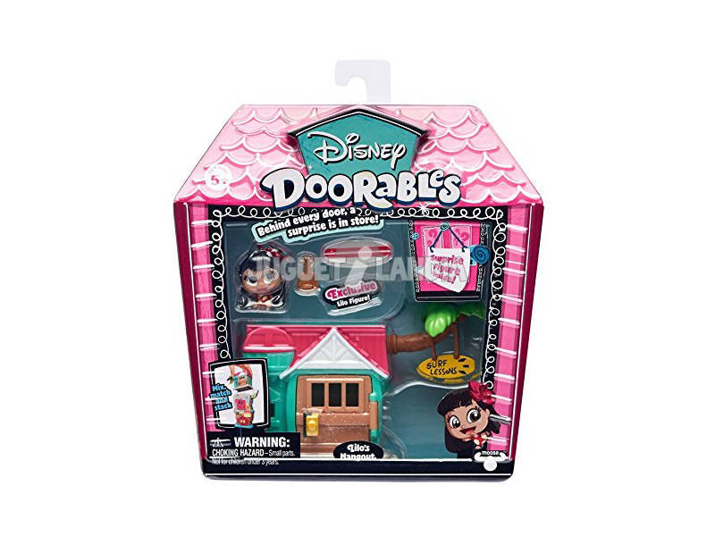 Disney Doorables Mini Casa Famosa 700014653