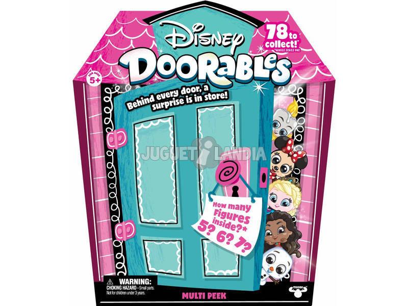 Doorables Bambole Collezionabili Disney Multi Pacco Sorpresa Famosa 700014655