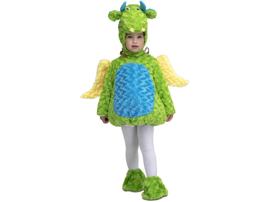 Costume Bebè L Drago Peluche