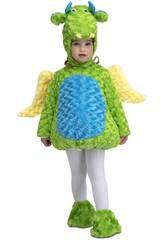 imagen Disfraz Niños S Dragón Peluche