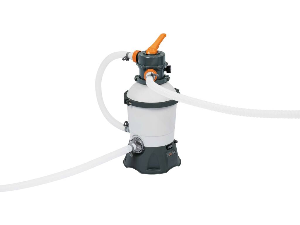 Pompa di filtraggio a sabbia Flowclear 2.006 l/h Bestway 58515