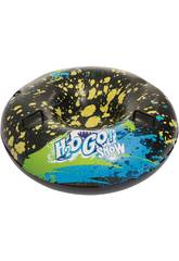 Trineo Hinchable Negro H2O Go! Snow 99 cm. Bestway 39004