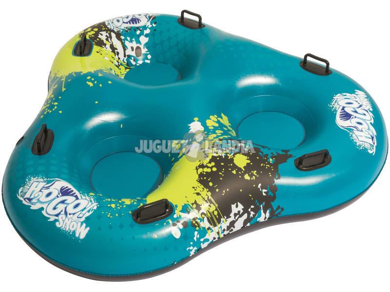 Trineo Hinchable Triple H2O Go! Snow 185X94 cm. Bestway 39052