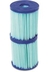 Filtre Antibactérien Type I pour épurateur 1 249 l / h Flowclear Bestway 58510