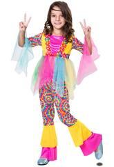 Disfraz Niña XL Hippie