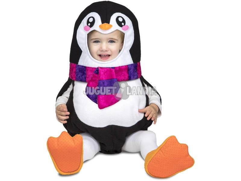 Disfarce Bebé L Baloon Pinguim