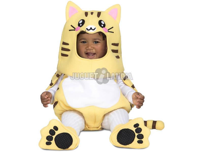 Disfarce Bebé M Baloon Gatinho