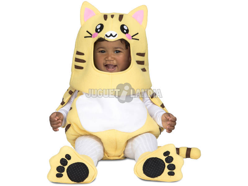 Disfraz Bebé L Baloon Gatito