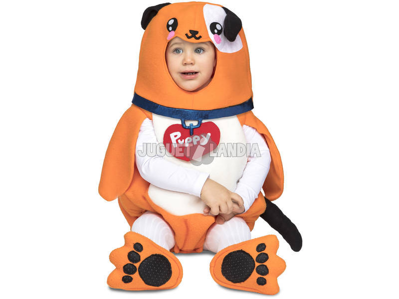 Disfarce Bebé L Baloon Cãozinho
