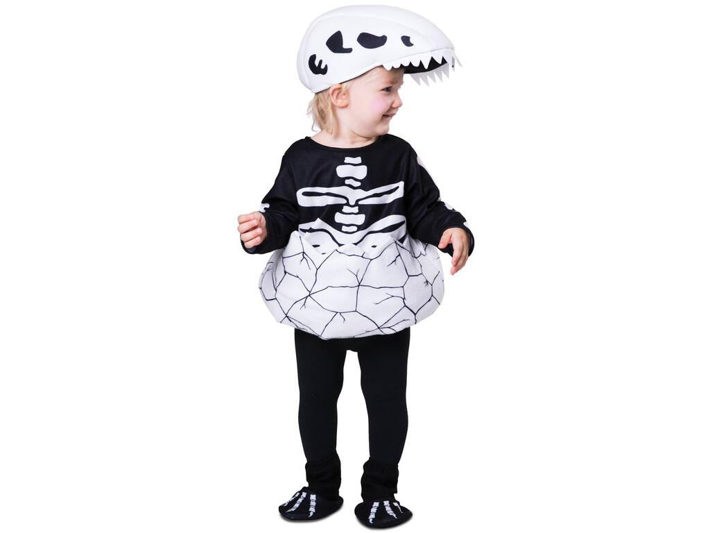 Disfraz Bebé L Pequeño Dino Esqueleto