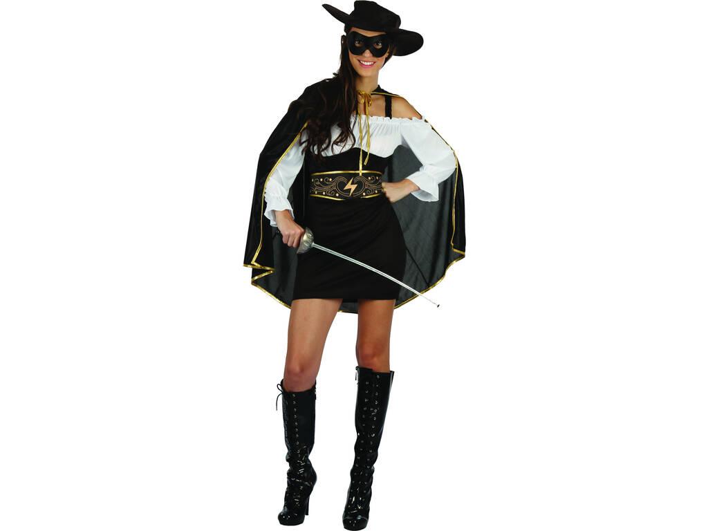 Disfraz Bandida Mujer Talla M