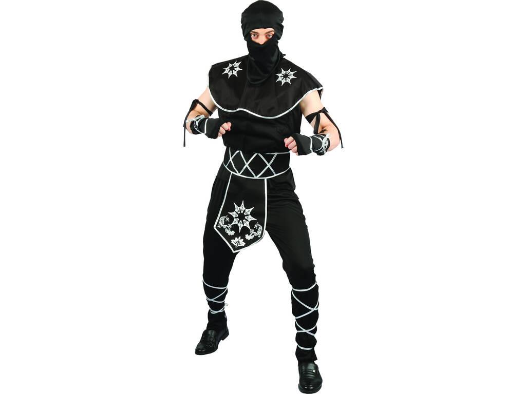 Costume Ninja Uomo L