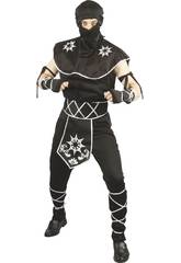 imagen Disfraz Ninja Hombre Talla L