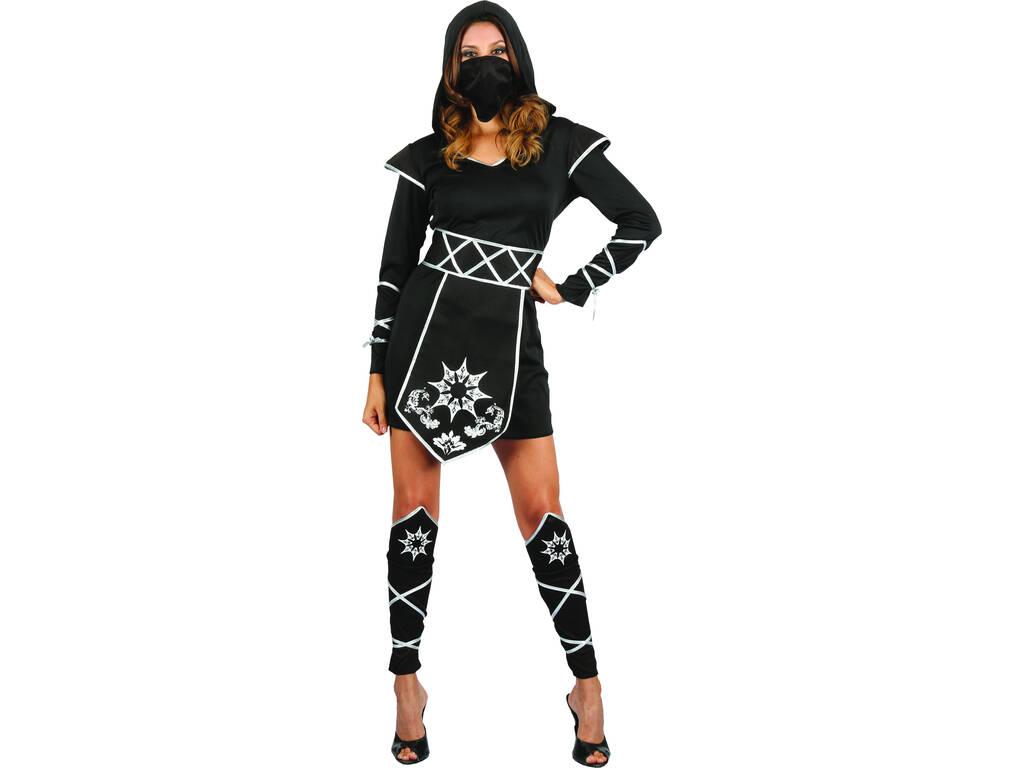 Disfraz Ninja Mujer Talla M