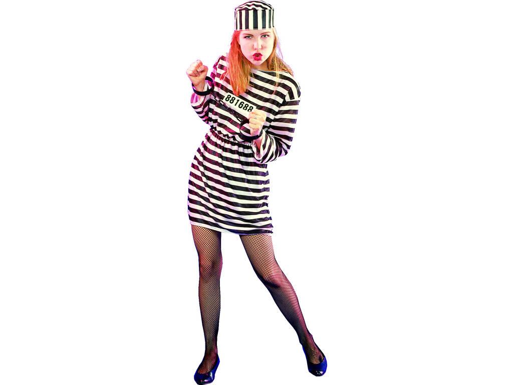 Disfraz Presa Mujer Talla M