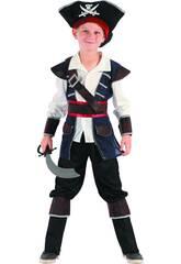 Déguisement Pirate Enfant Taille M