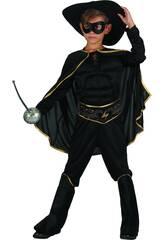imagen Disfraz Bandido Niño Talla XL