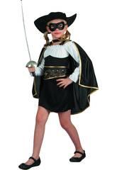 Kostüm Banditin Mädchen Größe XL