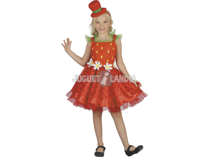 Costume Fragolina Bimba S