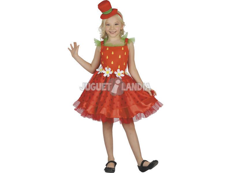 Costume Fragolina Ragazza L