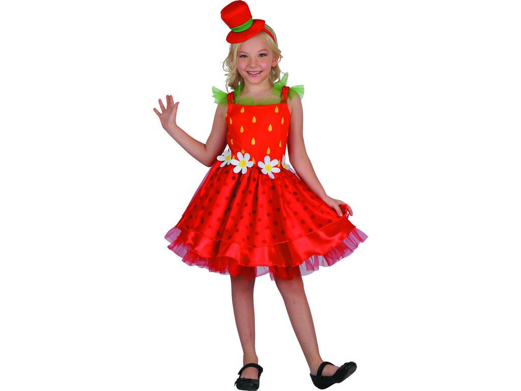 Costume Fragolina Ragazza XL