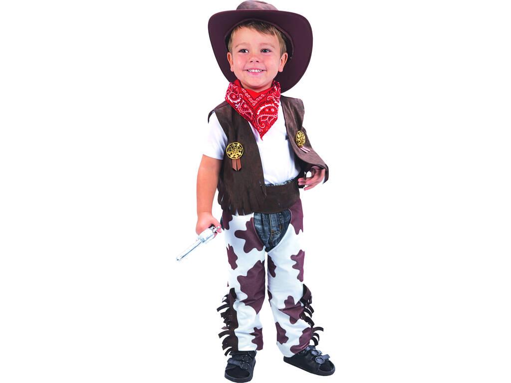 Disfraz Cowboy Bebé Talla S