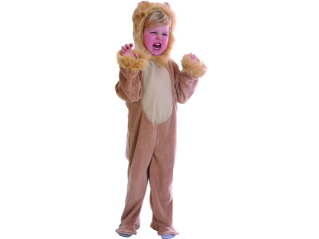 Disfarce Leão Bebé Tamanho M