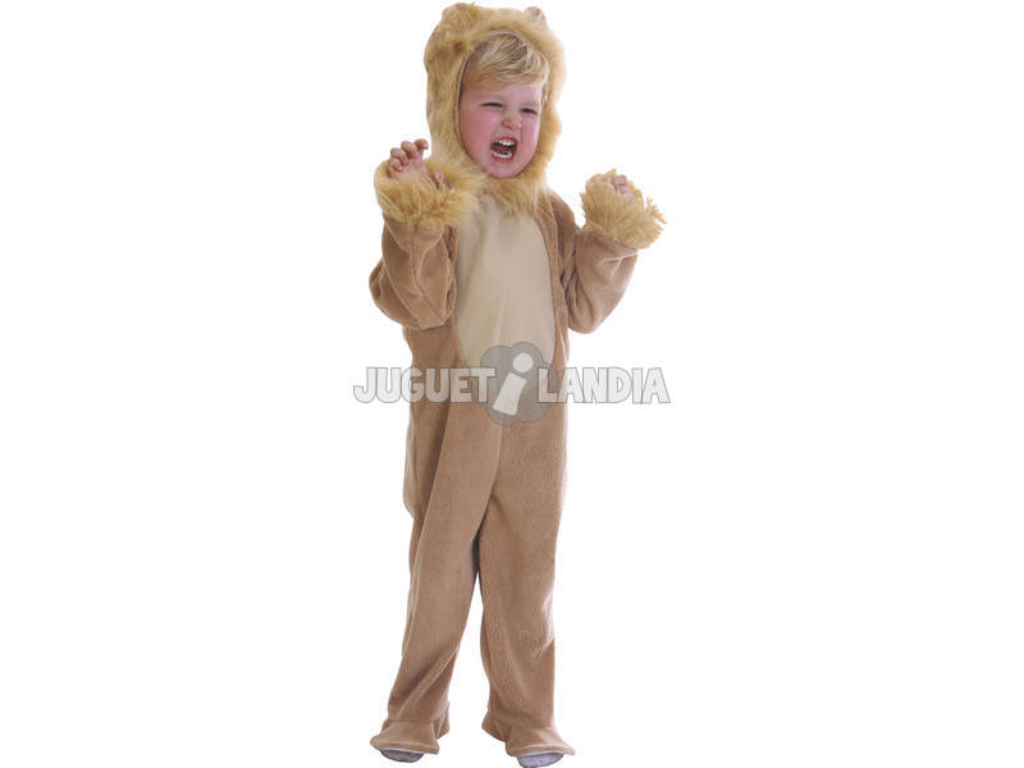 Costume Leone Bebè M