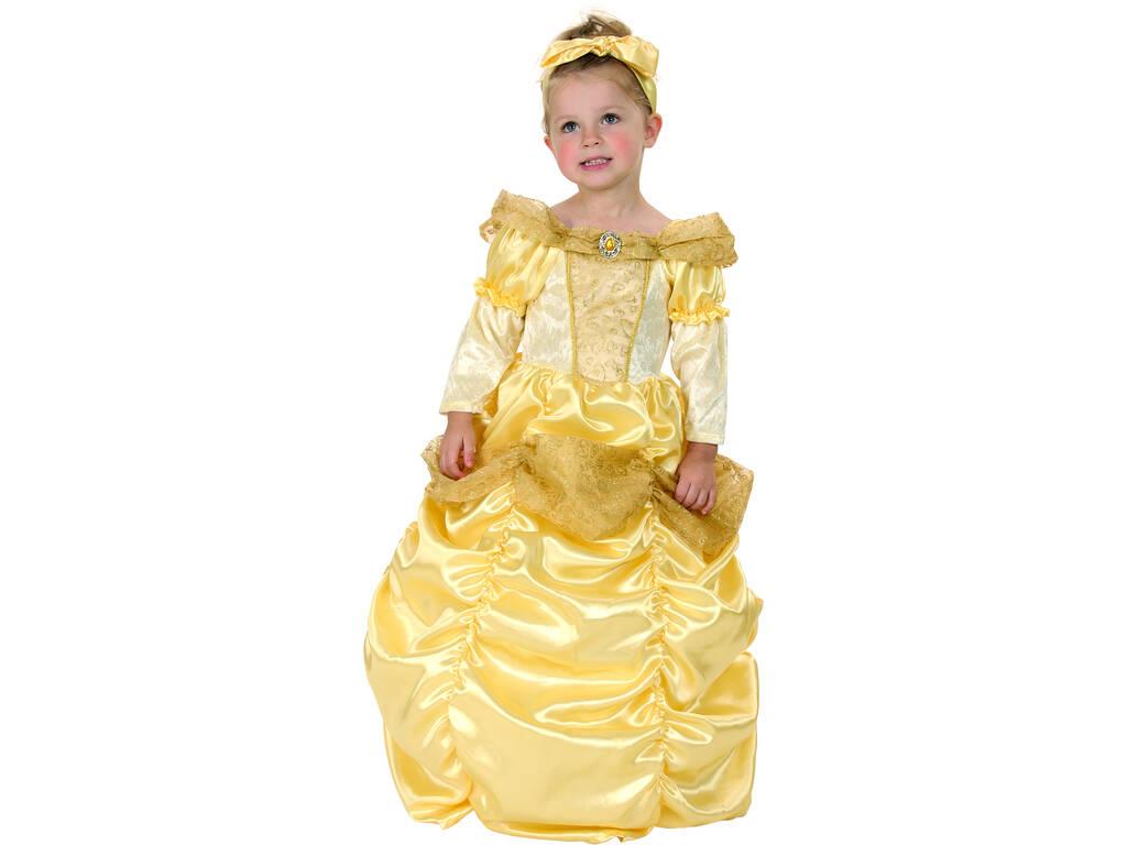 Disfraz Princesa Bella Bebé Talla M