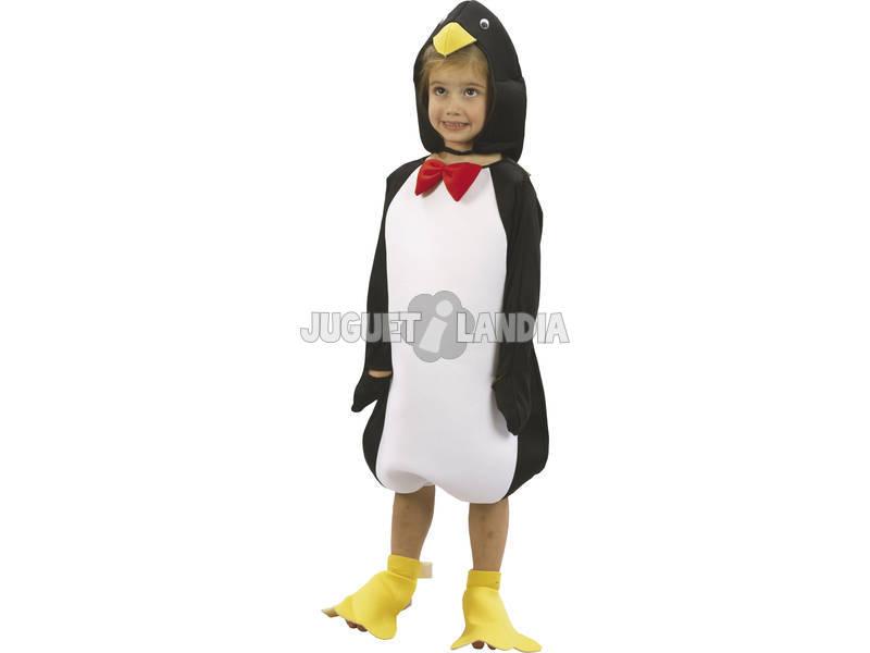 Disfarce Pinguim Bebé Tamanho S