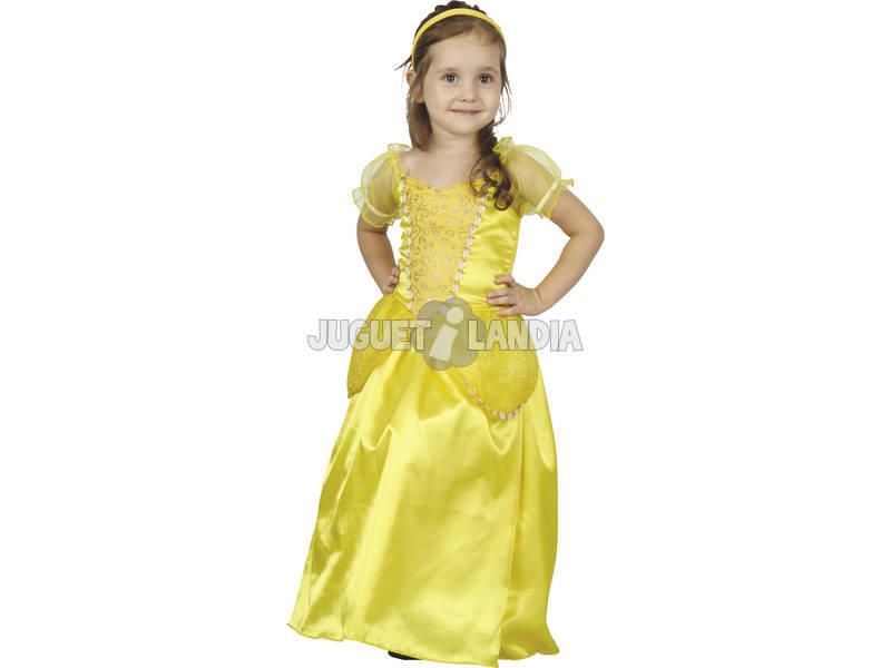 Disfraz Princesa Bella Bebé Talla S