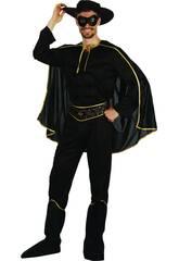 imagen Disfraz Bandido Hombre Talla L